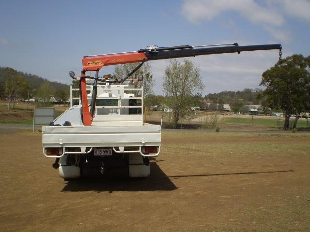 mitsubishi 0f30 lift truck parts manual