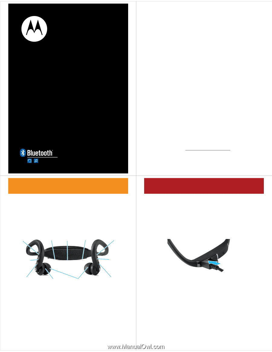 motorola e 1527 user manual