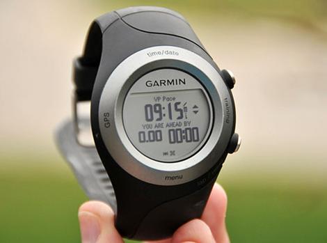 garmin gps watch forerunner 405 manual