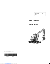 wacker nueson 6003 operators manual pdf