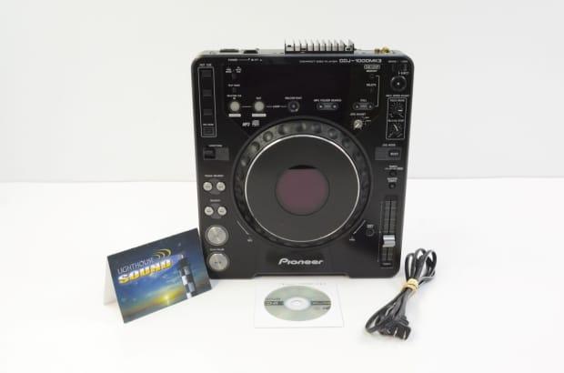 pioneer cdj 800 mk1 manual
