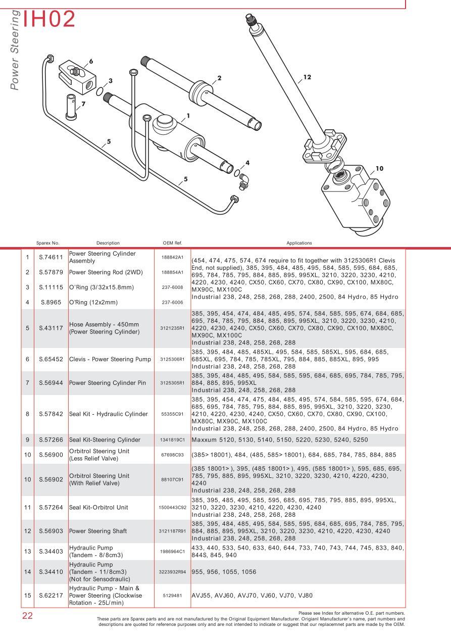 manual case ih 845 xl