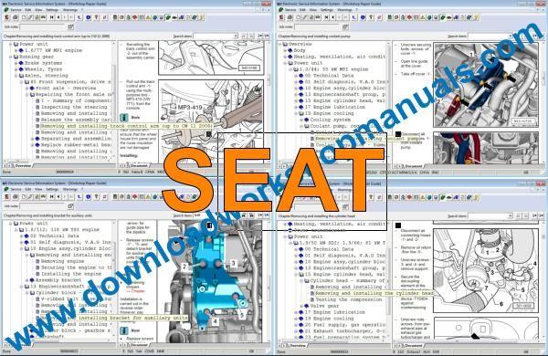 vw elsawin for windows xp repair manual