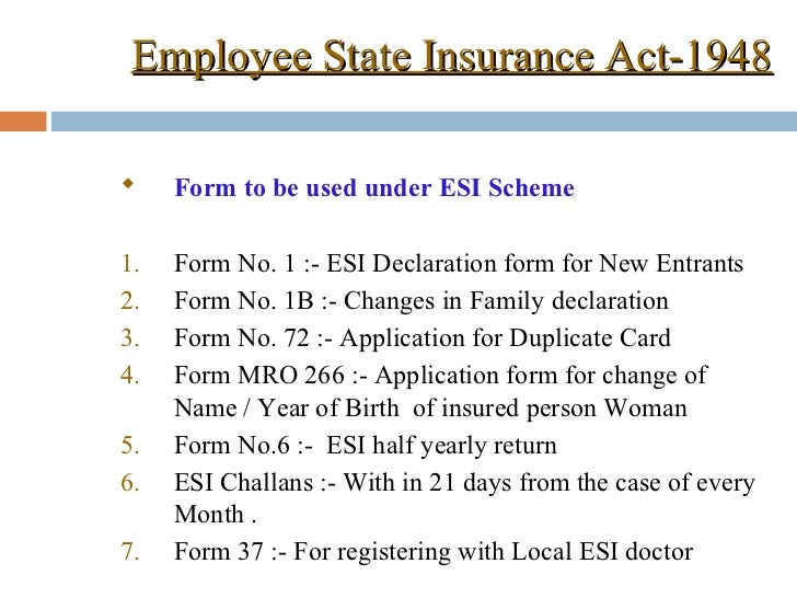 employment insurance act policy manual