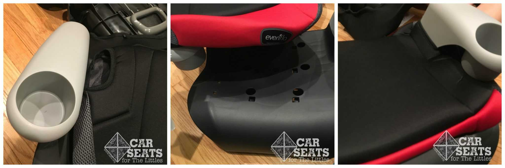 evenflo big kid sport booster car seat instruction manual