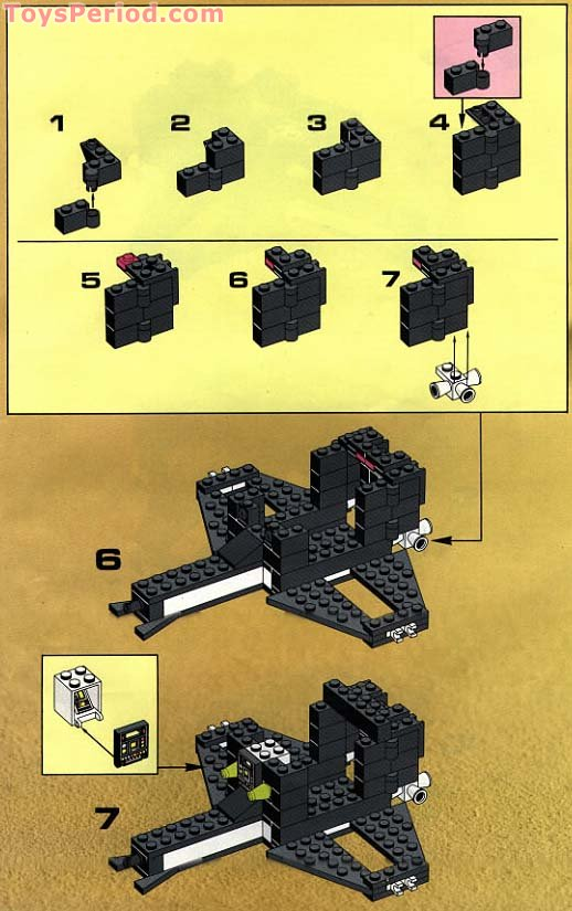 alpha black e trigger manual