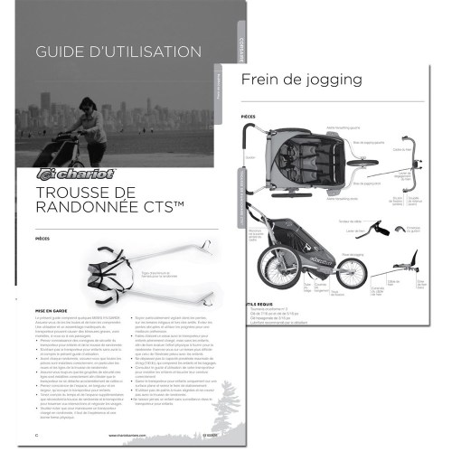 english to canadian french translation of user manual