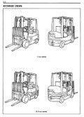 toyota forklift 5fgc25 parts manual