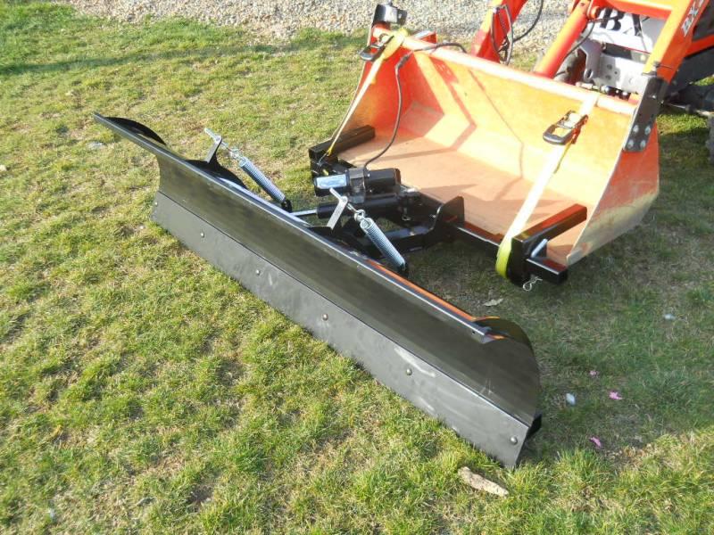 manual plow lift canam atv