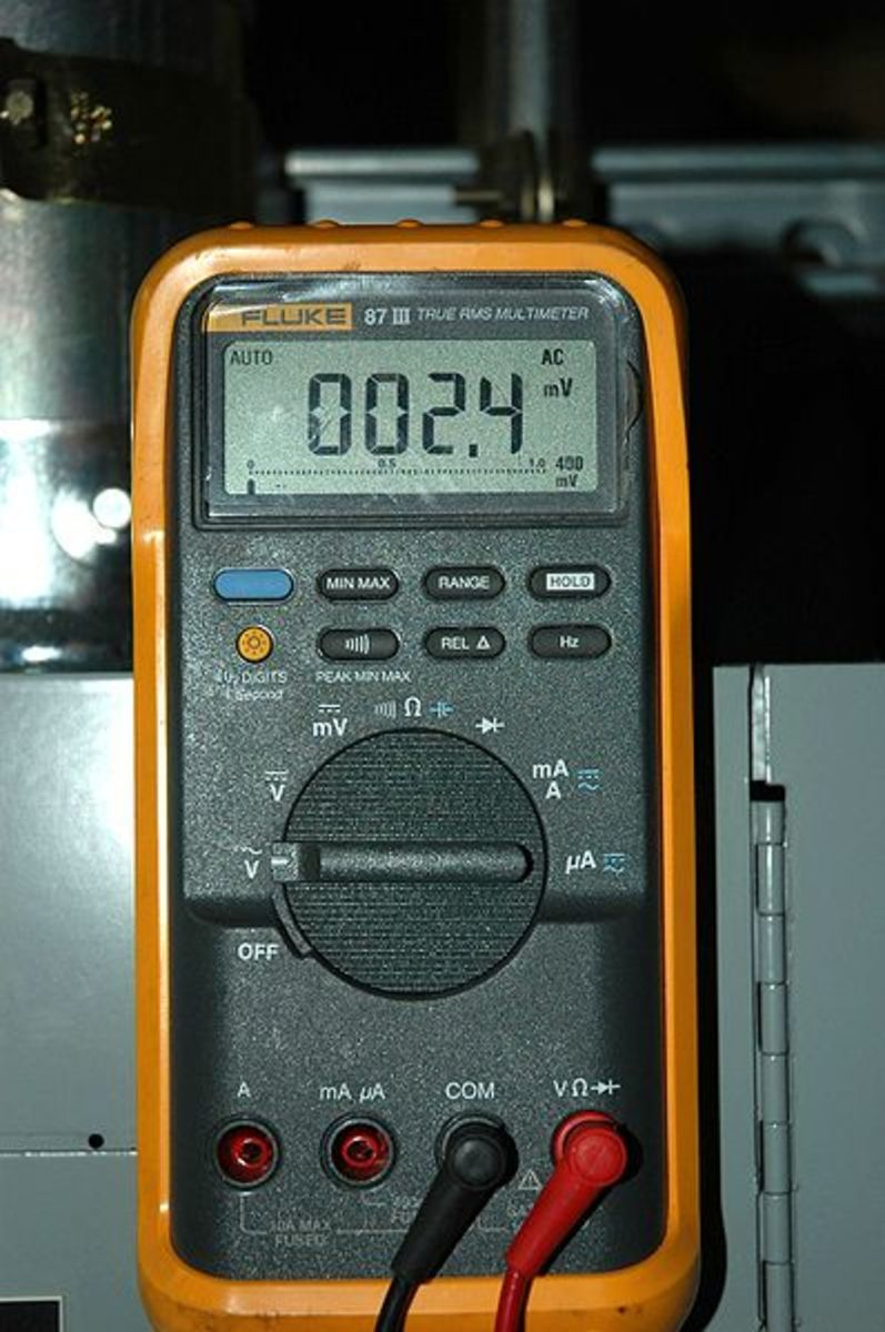 fluke 87-3 user manual