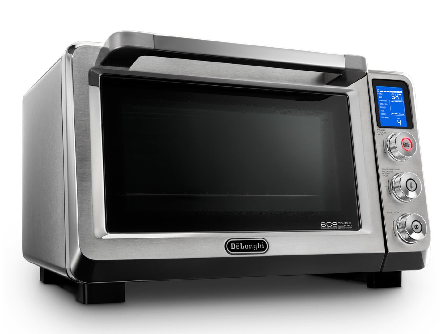 delonghi alfredo convection oven manual