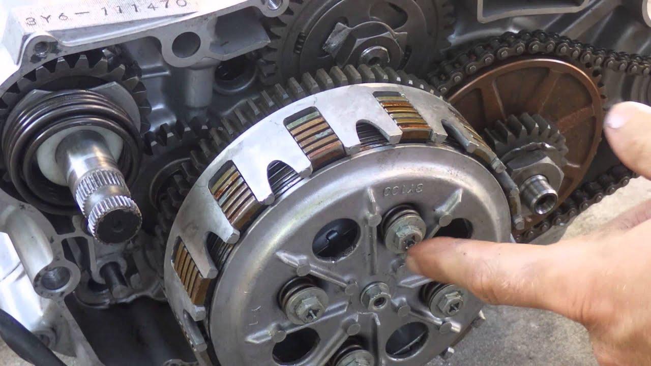 cg150 push rod atv 5-speed manual transmission parts manual