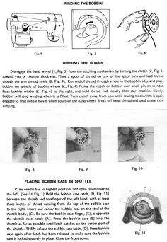 how to thread a singer 6210 machine manual