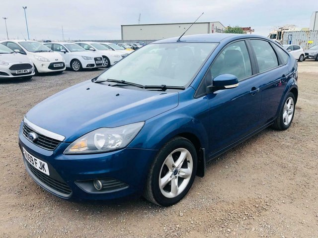 Ford Focus 2009 Shop Manual