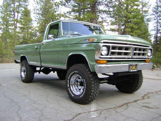 ford manual transmission pickup trucks for sale