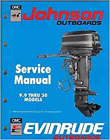 free johnson outboard 2002-2007 service & repair manual
