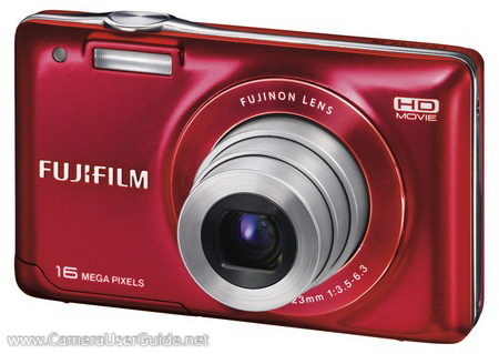 fuji finepix ax500 user manual