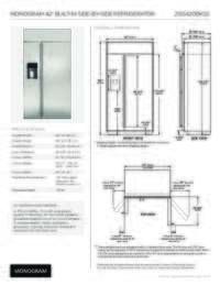 ge monogram refrigerator manual pdf
