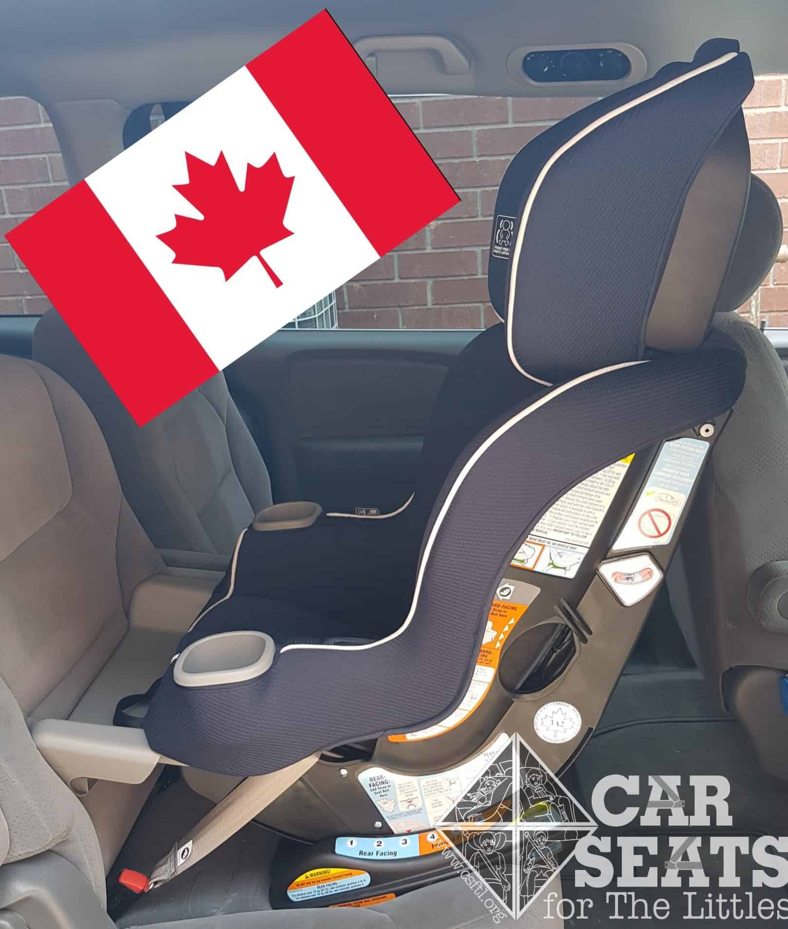 graco car seat canada manual