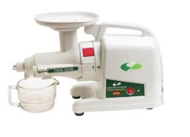 green star gp-e1503 green power gold juicer manual