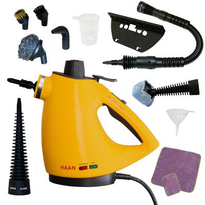 haan hs-20 handheld steam cleaner manual