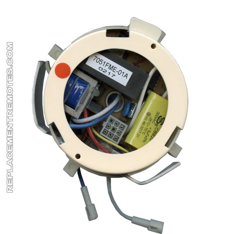hampton bay thermostatic ceiling fan light remote control manual