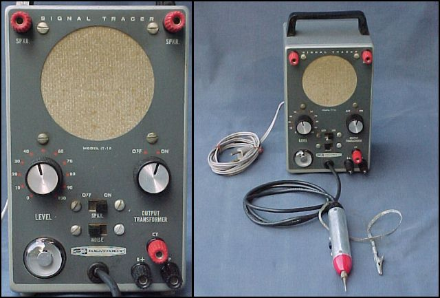 heathkit signal tracer it-5283 manual