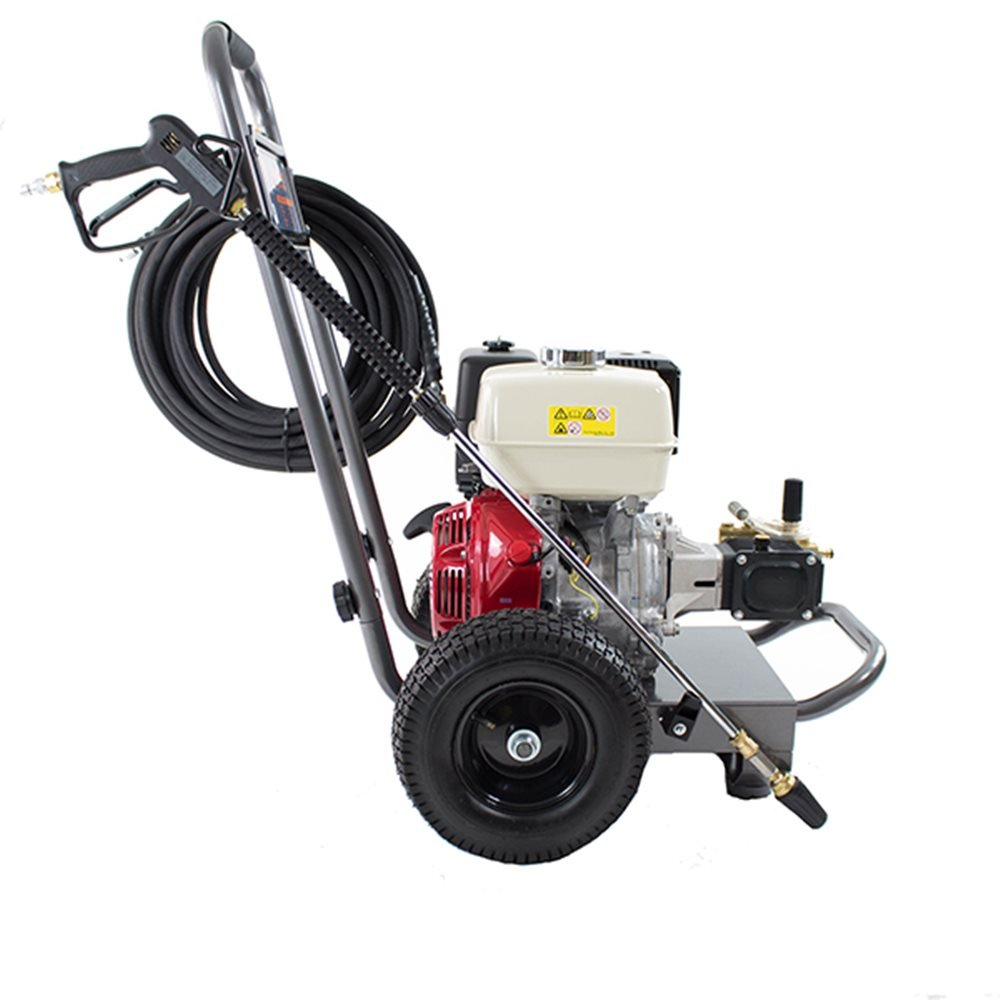 honda pressure washer manual gx390