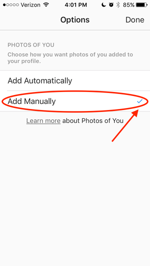 how to add location on instagram manually