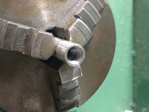 how to build a manual lathe