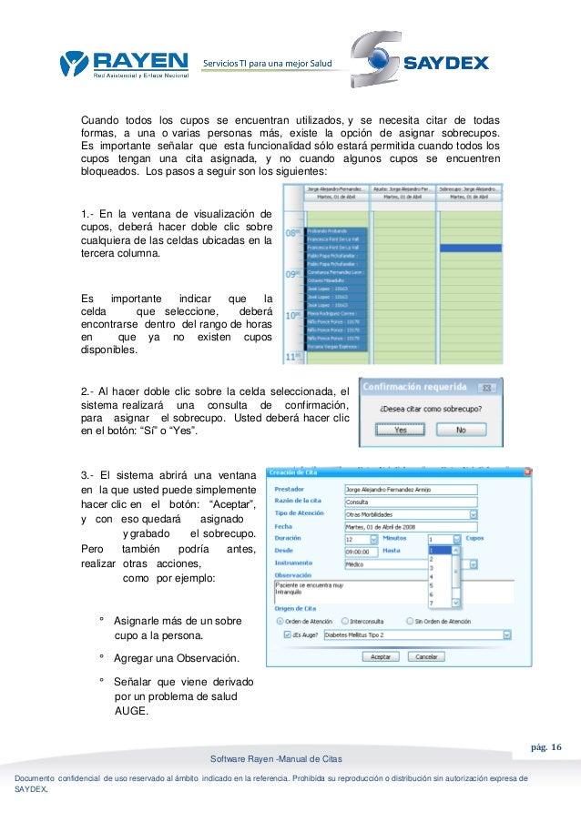 how to cita a software manual