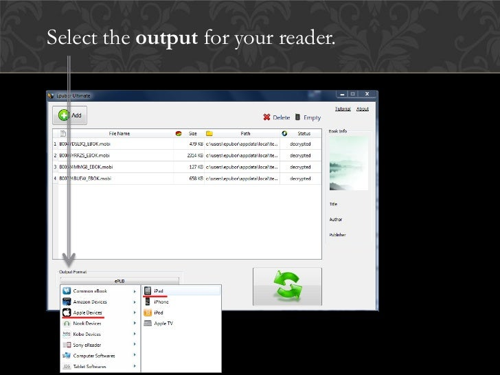 how to manually add books to kindle