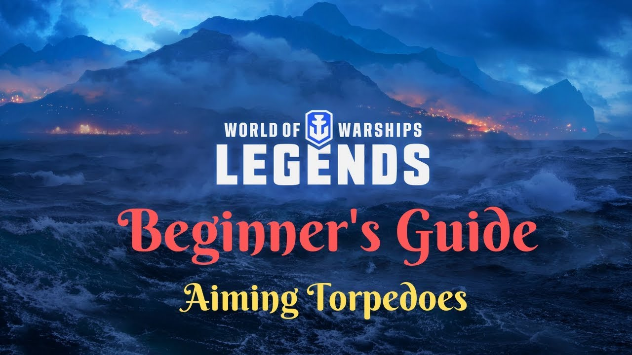how to manually aim torpedoes in world of warships