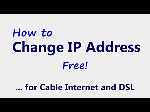 how to manually change ip address mac