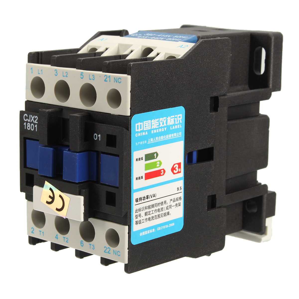 how to manually close ac contactor