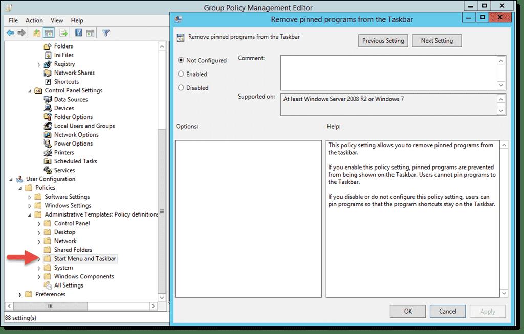 how to manually hide the taskbar on windows 8