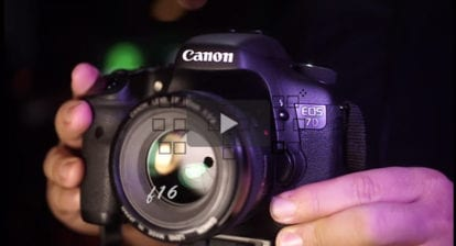how to use manual focus sony 5100