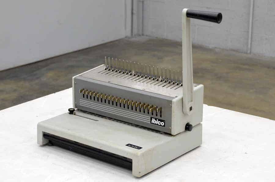 ibico hitech binding machine manual