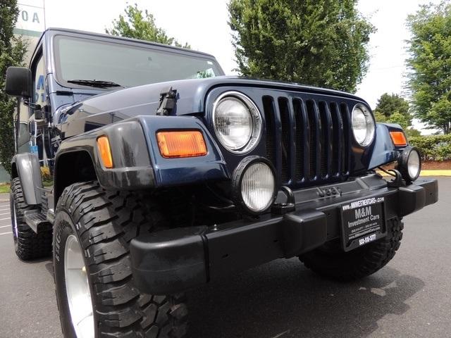 jeep tj 2000 owners manual
