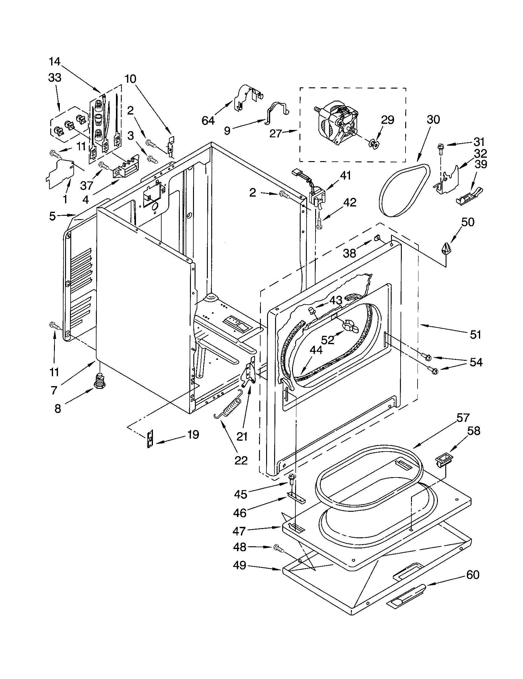 kenmore dishwasher ultra wash plus manual model 110