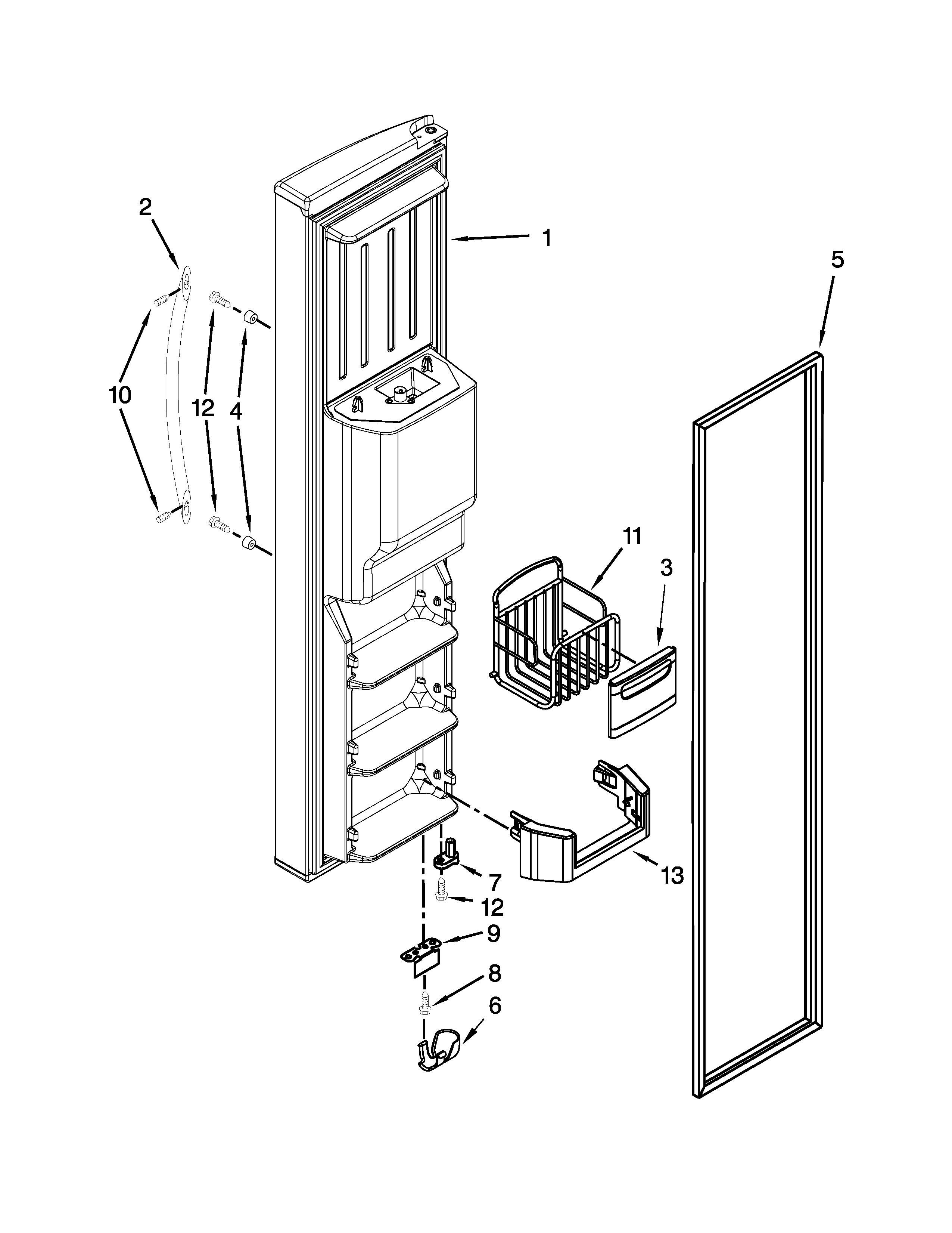 kenmore elite fridge 74902401 manual