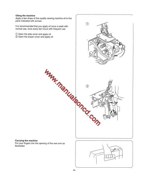 kenmore sewing machine manuals model 385