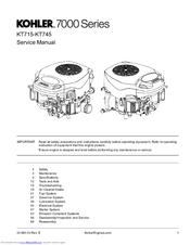 kohler portable generator user manual