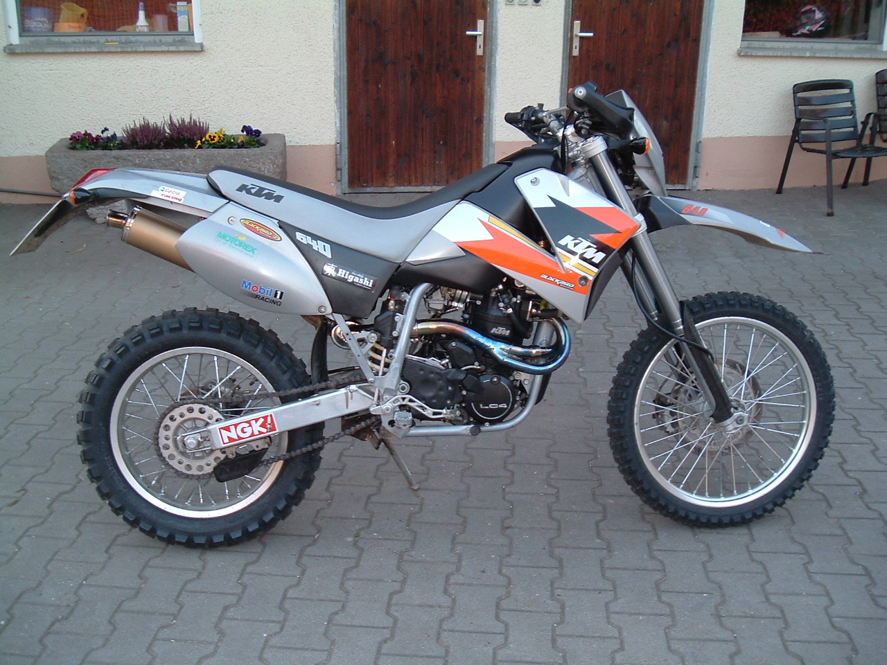 ktm lc4 640 enduro manual