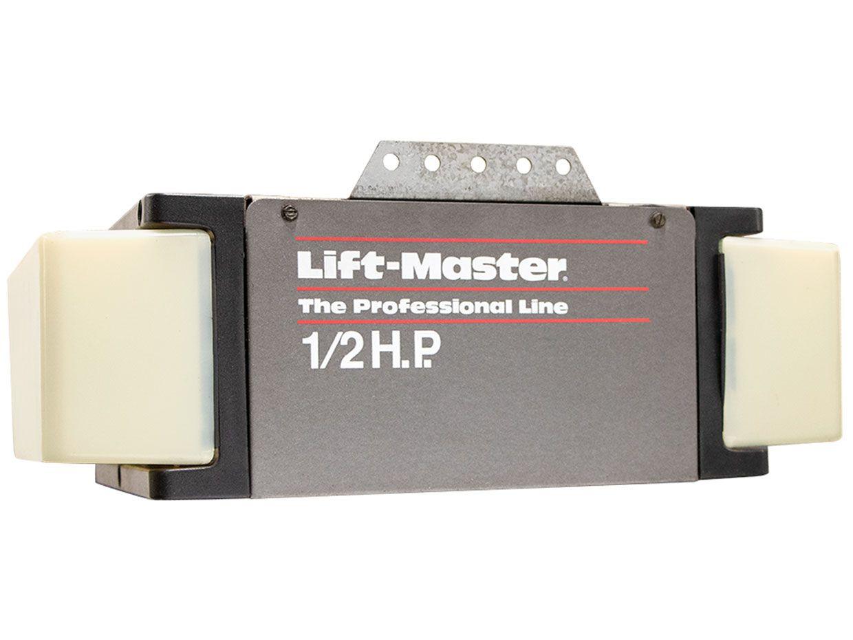 liftmaster garage door manual operation