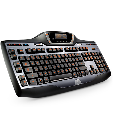 logitech g19 gaming keyboard manual