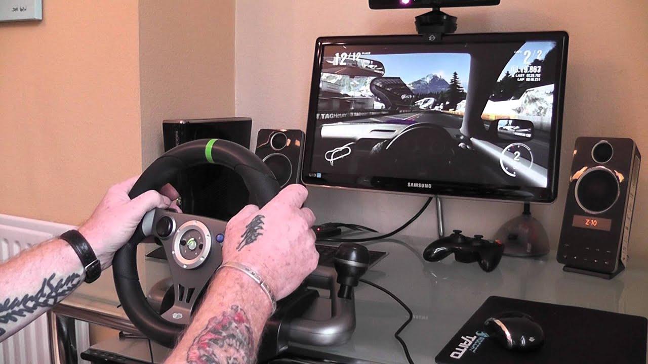 mad catz wireless racing wheel manual