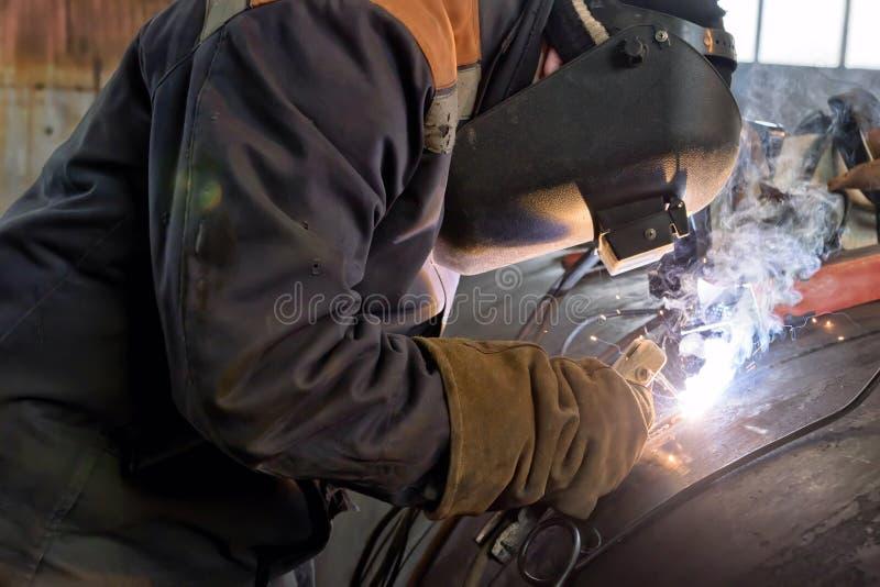 manual arc fabricator 2 welder