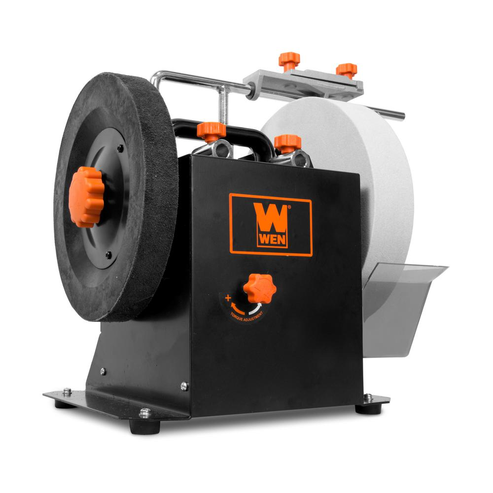 manual for wen wet wheel 2901