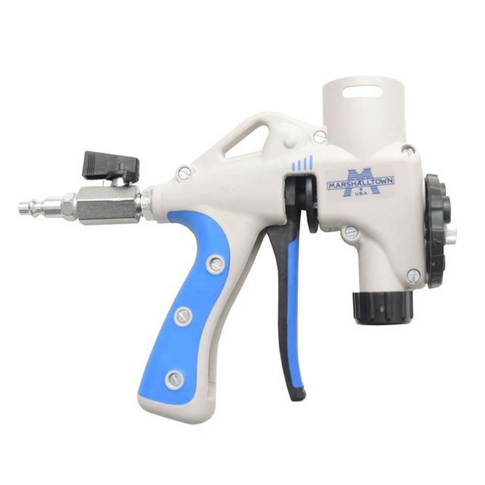 marshalltown sharpshooter ii drywall hopper gun texture sprayer 693 manual